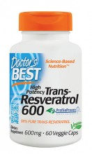 Trans-Resveratrol 600