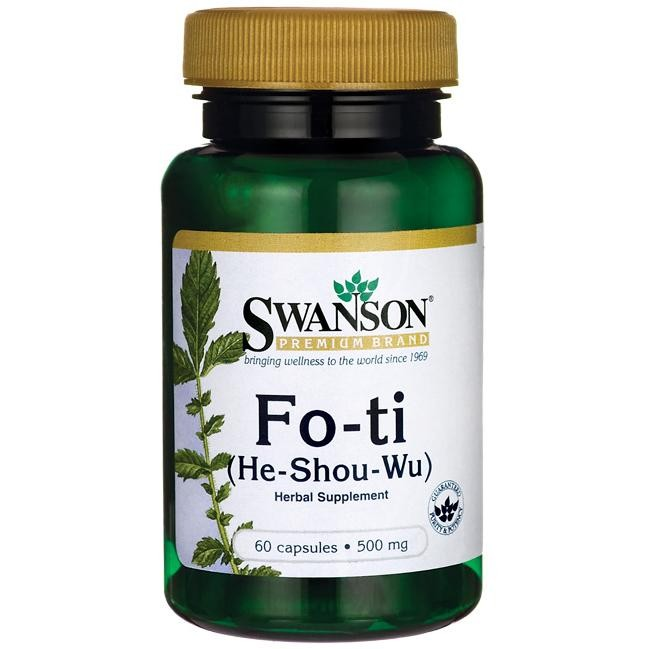 Fo-Ti (Swansons)