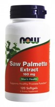 Saw Palmetto (Dvergpalme) Now