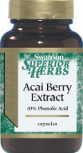 Acai Berry Extract superior herbs