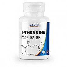 L-Theanine Nutricost
