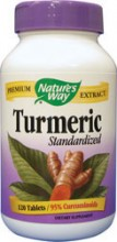 Turmeric (Gurkemeie) Nature's Way