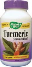 Turmeric (Gurkemeie) Nature's Way