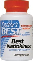 Nattokinase Doctor's Best