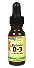 Flytende vitamin D-3 15 ml