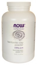 Bentonite Clay powder Now