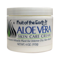 Fruit of the Earth Aloe Vera cream