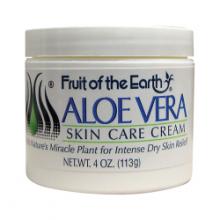 Fruit of the Earth Aloe Vera cream