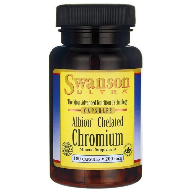 Albion Chelated Chromium