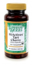 Hiactives Tart Cherry (Kirsebærekstrakt)