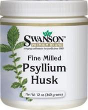 Psyllium Husk Pulver