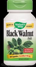 Black Walnut Hulls NW
