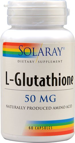 L-Glutathione Solaray