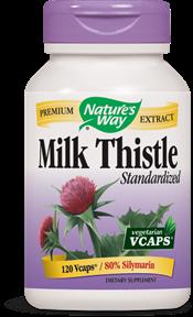 Milk Thistle (Mariatistel) NW 120