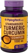 PipingRock Turmeric Curcumin Complex