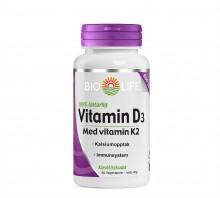 Vitamin D3 med Vitamin K2