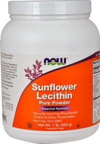 Sunflower Lecithin Pure Powder