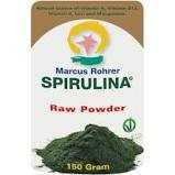 Marcus Rohrer Spirulina pulver 150 gr.