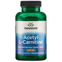 Acetyl L-Carnitine Swanson