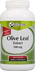 Vitacost Olive Leaf (olivenblad) Extract.jpg