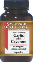 Garlic with Cayenne