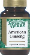 Amerikansk Ginseng Superior Herbs