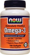 Omega 3 NowFoods