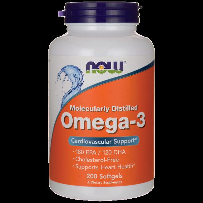 Omega -3 Now