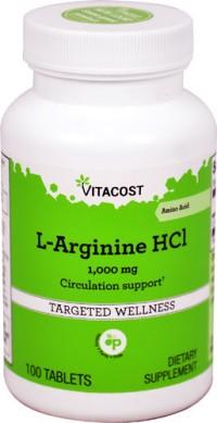L-Arginine HCI Vitacost