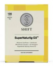 Shift SuperNaturlig-D3
