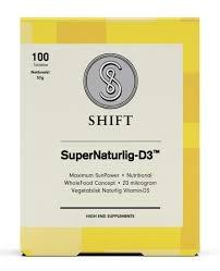 Shift SuperNaturlig-D3