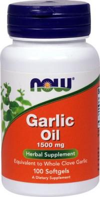Garlic Oil Hvitløk