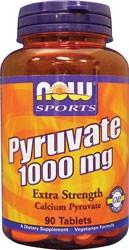 Pyruvate 1000 mg.