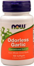 Odorless Garlic Now
