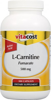 L-Carnitine Fumarate Vitacost