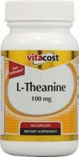 L-Theanine 100mg Vitacost