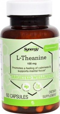 L-Theanine 100mg Vitacost