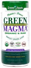 Green Magma Pulver