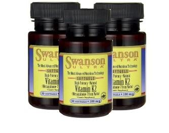 3 stk vitamin k2