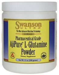 L-Glutamine Powder Swanson