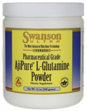 L-Glutamine Powder Swanson