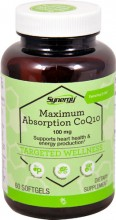 Maximum Absorption CoQ10