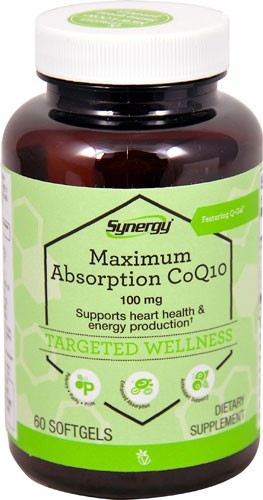 Maximum Absorption CoQ10