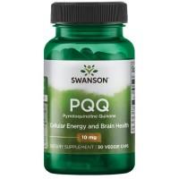 PQQ Pyrroloquinoline Quinone Swanson