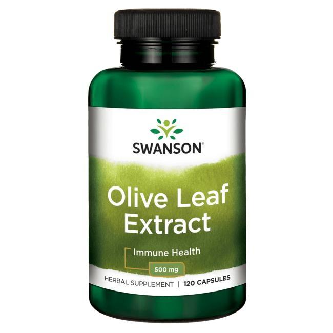 Olive Leaf (Olivenblad) Superior