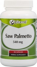 Saw Palmetto 540 mg Vitacost