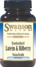 Lutein & Bilberry Swanson Ultra