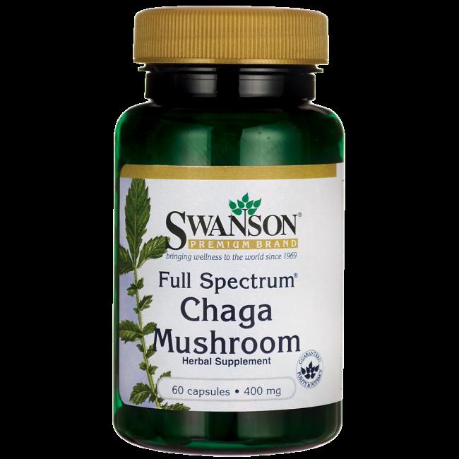 Chaga Mushroom Full Spectrum