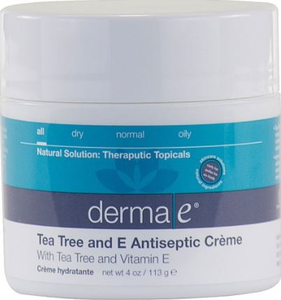 Derma E Tea Tree & Antiseptic Creme