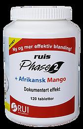 Phase 2 + Afrikansk Mango